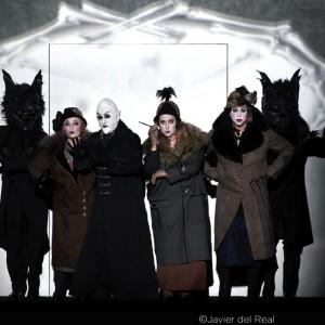 Die Zauberflöte - Teatro Real | © Javier del Real