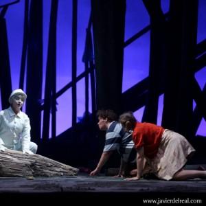 Hänsel und Gretel - Teatro Real | © Javier del Real