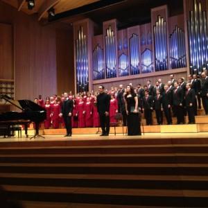 J. Brahms - Requiem, Brucknerhaus - Linz