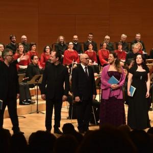 J. S. Bach - Johannespassion, Auditori - Girona
