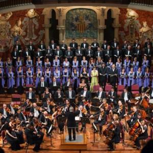 L. van Beethoven -  Missa in C,  Palau de la Música Catalana | © A. Bofill