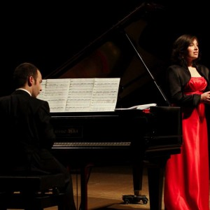 R. Schumann - Frauenliebe und Leben, with Jordi Armengol, Mataró