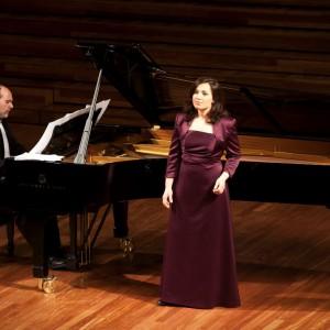 Song recital - Palau de la Música Catalana | © Berta Tiana