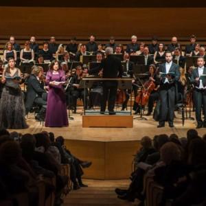 W. A. Mozart - Requiem, L'Auditori, Barcelona